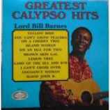 Bill Barnes - Greatest Calypso Hits - Vinyl Album