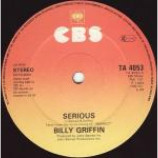 Billy Griffin - Serious - Vinyl 12 Inch