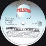 Black Lace - Party Party 2 - Vinyl Album