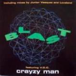 Blast & V.D.C. - Crayzy Man - Vinyl 12 Inch