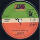 Boney M. - Rivers Of Babylon - Vinyl 7 Inch