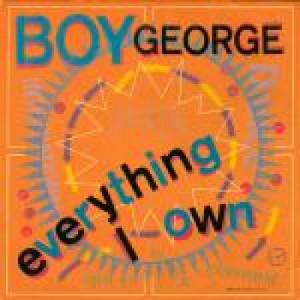 Boy George - Everything I Own - Vinyl 7 Inch - Vinyl - 7""
