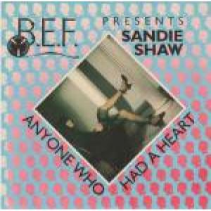 "British Electric Foundation & Sandie Shaw - Anyone Who Had A Heart - Vinyl 7 Inch - Vinyl - 7"""