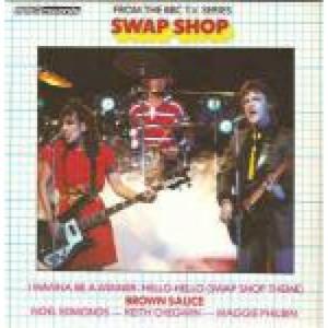 "Brown Sauce - I Wanna Be A Winner / Hello Hello (Swap Shop Theme) - Vinyl 7 Inch - Vinyl - 7"""