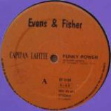 Capitan Lafitte - Funky Power - Vinyl 12 Inch