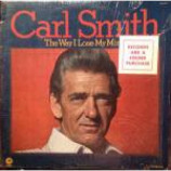 Carl Smith - The Way I Lose My Mind - Vinyl Album