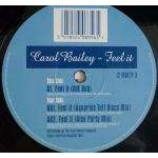 Carol Bailey - Feel It - Vinyl 12 Inch