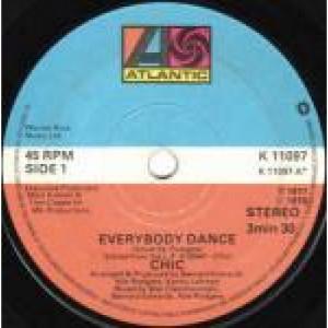 "Chic - Everybody Dance - Vinyl 7 Inch - Vinyl - 7"""
