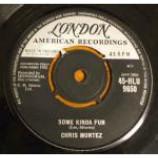 Chris Montez - Some Kinda Fun - Vinyl 7 Inch