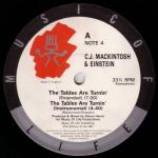 CJ Mackintosh & Einstein - The Tables Are Turnin' - Vinyl 12 Inch