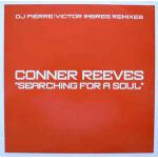 Conner Reeves - Searching For A Soul (DJ Pierre / Victor Imbres Remixes) - Vinyl Double 12 Inch