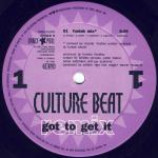 Culture Beat - Got To Get It (Rmx) - (DISC 1 ONLY) - Vinyl 12 Inch