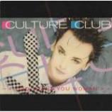 Culture Club - God Thank You Woman - Vinyl 7 Inch