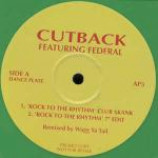 Cutback - Rock To The Rhythm - Coloured Vinyl 12 Inch