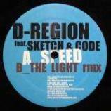 D-Region & Sketch & DJ Code - Speed - Vinyl 12 Inch