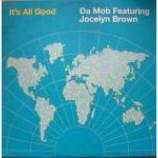 Da Mob - It's All Good - Vinyl 12 Inch
