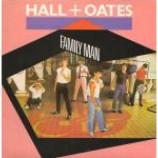 Daryl Hall & John Oates - Family Man - Vinyl 7 Inch