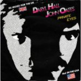Daryl Hall & John Oates - Private Eyes - Vinyl 7 Inch