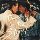 David Bowie & Mick Jagger - Dancing In The Street - Vinyl 7 Inch