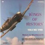 David Ogilvy - Wings Of History - Volume Two: Return To Shuttleworth - Vinyl Album