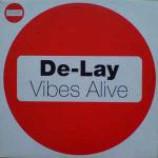 De-Lay - Vibes Alive - Vinyl 12 Inch
