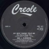 Dee J. Summers - My Best Friend Told Me - Vinyl 12 Inch