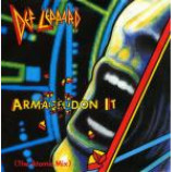 Def Leppard - Armageddon It (The Atomic Mix) - Vinyl 7 Inch