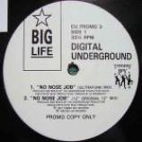 Digital Underground - No Nose Job - Vinyl 12 Inch
