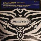 Dina Carroll - Without Love - Vinyl Double 12 Inch