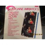 Dionne Warwick - Greatest Motion Picture Hits - Vinyl Album