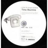 DJ A.M. & DJ Bace - Time Machine - Vinyl 12 Inch