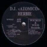 DJ Atomico - Atomic Energy - Vinyl 12 Inch