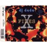 DJ Dado - X-Files - CD Single