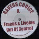 DJ Fracus & MC Livelee & DJ Fracus & Mozz & MC LIvelee - Out Of Control / Our Vision - Vinyl 12 Inch