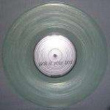 DJ Silver - Jack In Your Face / Jack In Your Bed - Coloured Vinyl 10 Inch