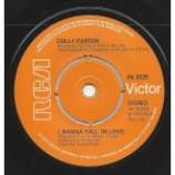 Dolly Parton - Baby I'm Burnin' - Vinyl 7 Inch