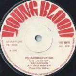 Don Fardon - Indian Reservation - Vinyl 7 Inch