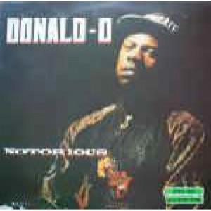Donald D - Notorious - Vinyl Album - Vinyl - LP