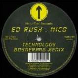 Ed Rush & Nico - Technology (Boymerang Remix) - Vinyl 12 Inch