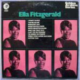 Ella Fitzgerald - Ella Fitzgerald - Vinyl Album