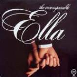 Ella Fitzgerald - The Incomparable Ella - Vinyl Album