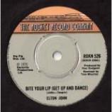Elton John & Kiki Dee - Bite Your Lip (Get Up And Dance) - Vinyl 7 Inch