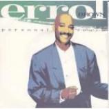 Errol Brown - Personal Touch - Vinyl 7 Inch