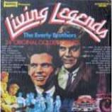 Everly Brothers - Living Legends - Vinyl Album