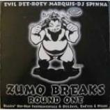 Evil Dee & Roey Marquis II & DJ Spinna - Zumo Breaks Round One - Vinyl Album