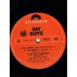 Fat Boys - The Twist - Vinyl 12 Inch