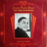 Fats Waller & His Rhythm - Spreadin' Rhythm Around - Vinyl Album