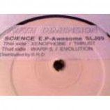 Fifth Dimension - Science E.P - Vinyl 12 Inch