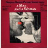 Francis Lai - A Man And A Woman (Original Motion Picture Soundtrack) - Vinyl Album