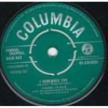 Frank Ifield - I Remember You - Vinyl 7 Inch